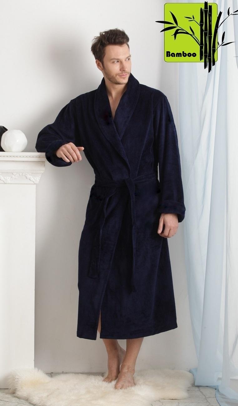 67fbca28dee0e Бамбуковый махровый халат NATUREL (PM 908) Артикул: 1650 | Интернет ...